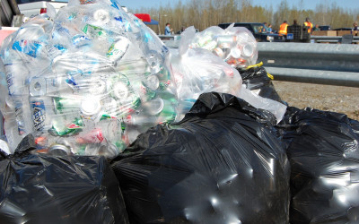 The different types of garbage bags available
