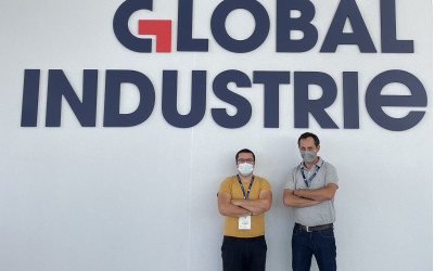Global Industry 2021 in Lyon, we were there!