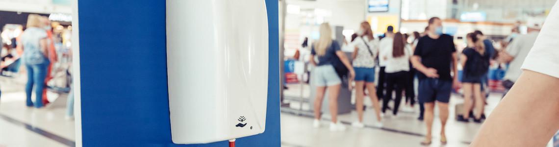 Disinfectant equipment