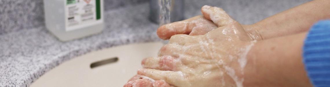 Disinfectant soap