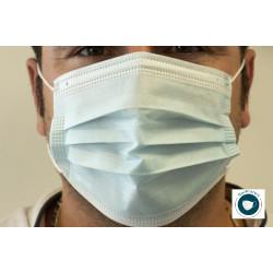 10 boites de 50 masques de protections pour adulte JSE Medical + 2 boites gratuites