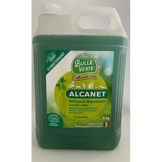 ALCANET concentrated multipurpose detergent and degreaser