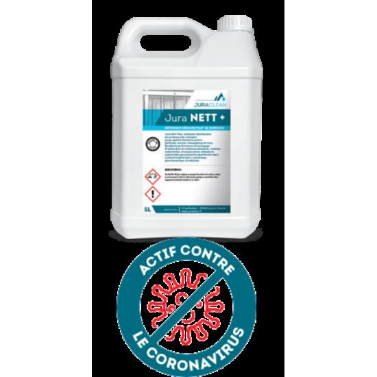 Multisurfaces detergent & disinfectant 5L