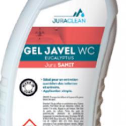 Jurasanit gel javel wc Juraclean 750ml