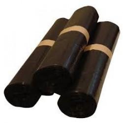 Sacs poubelle 30 l corbeille noirs